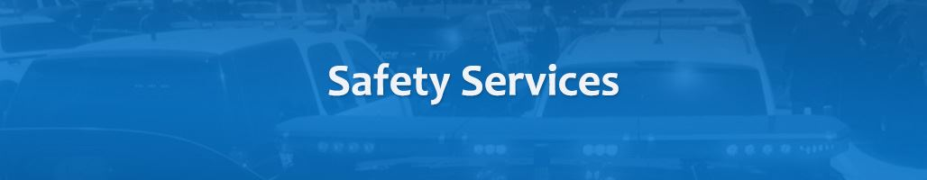 Safety Services Banner