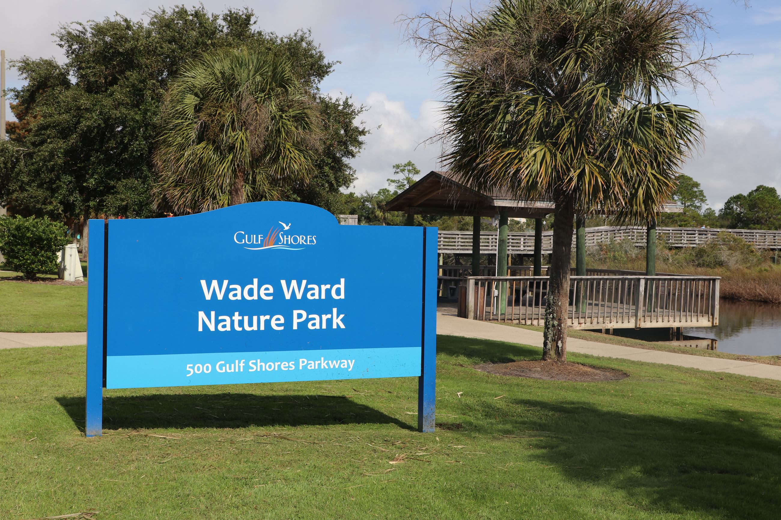 photo of Wade Ward Nature Park