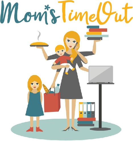 Moms Time Out Logo