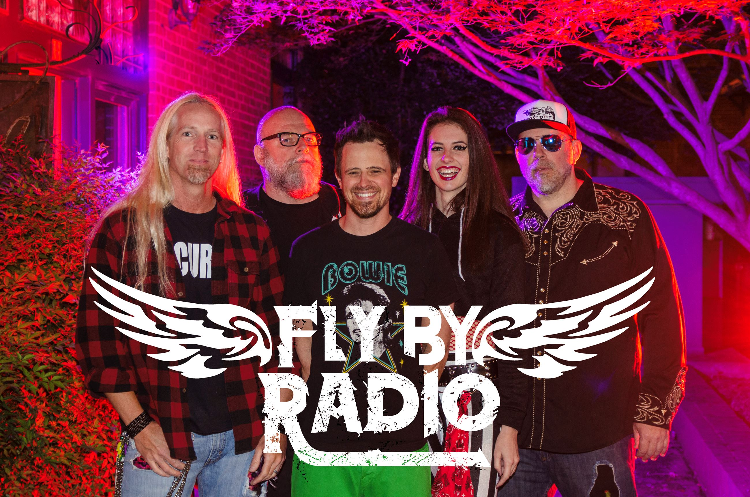 group image of Fly By Radio - band